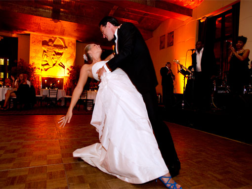 Coreografías para bodas originales y divertidas con Up!Espectacles