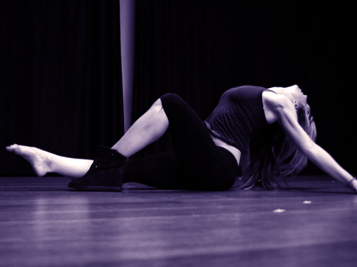 Taller de sensual dance en Barcelona con Up!Espectacles