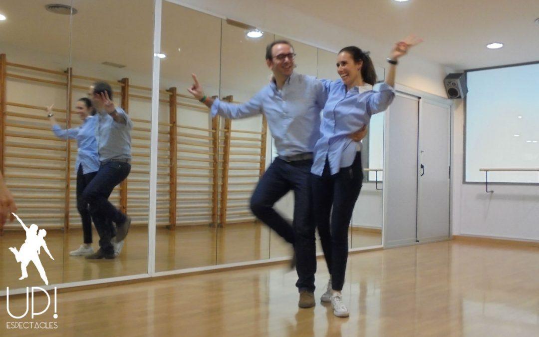 Un baile para novios, muy especial