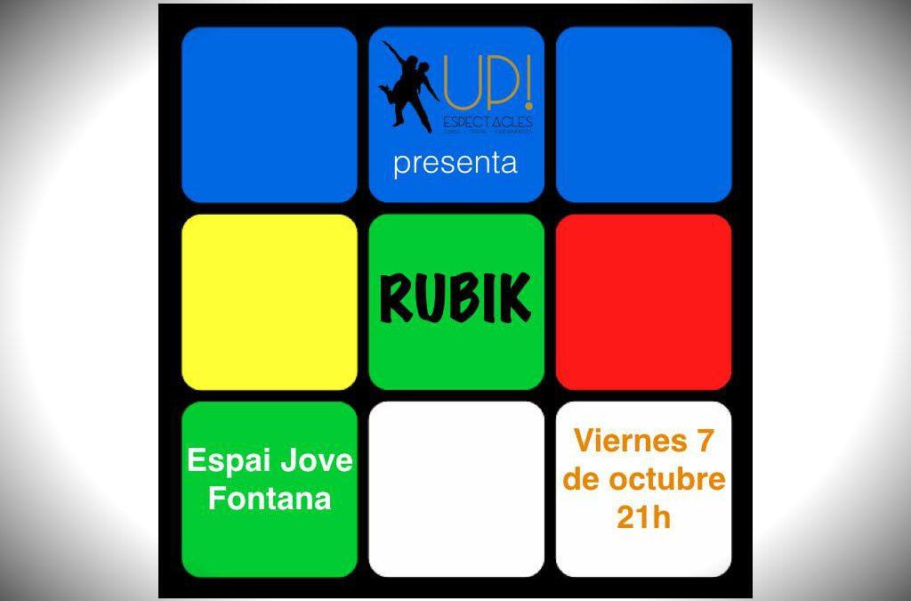 Rubik, un espectáculo de los 70's & 80's