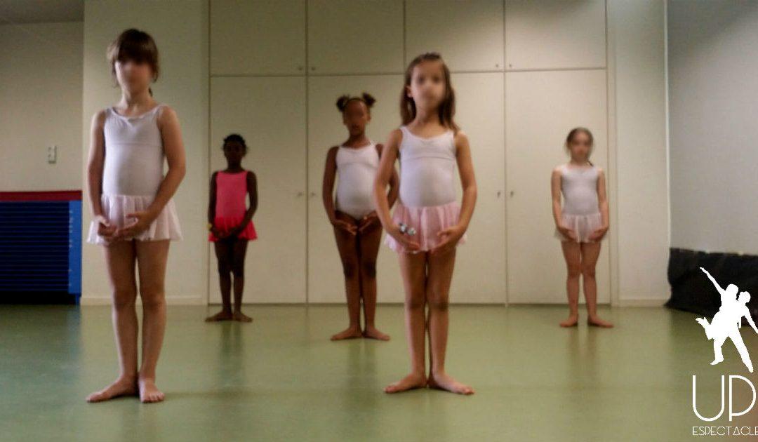 Final de curso en nuestras actividades extraescolares de danza