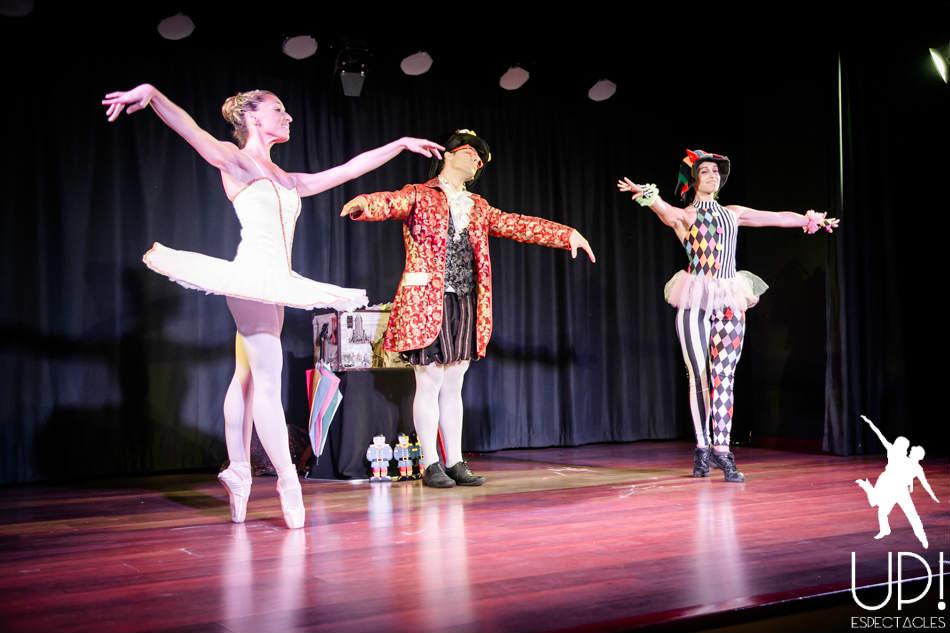 «La màgia de les joguies» un espectáculo lleno de magia y danza.