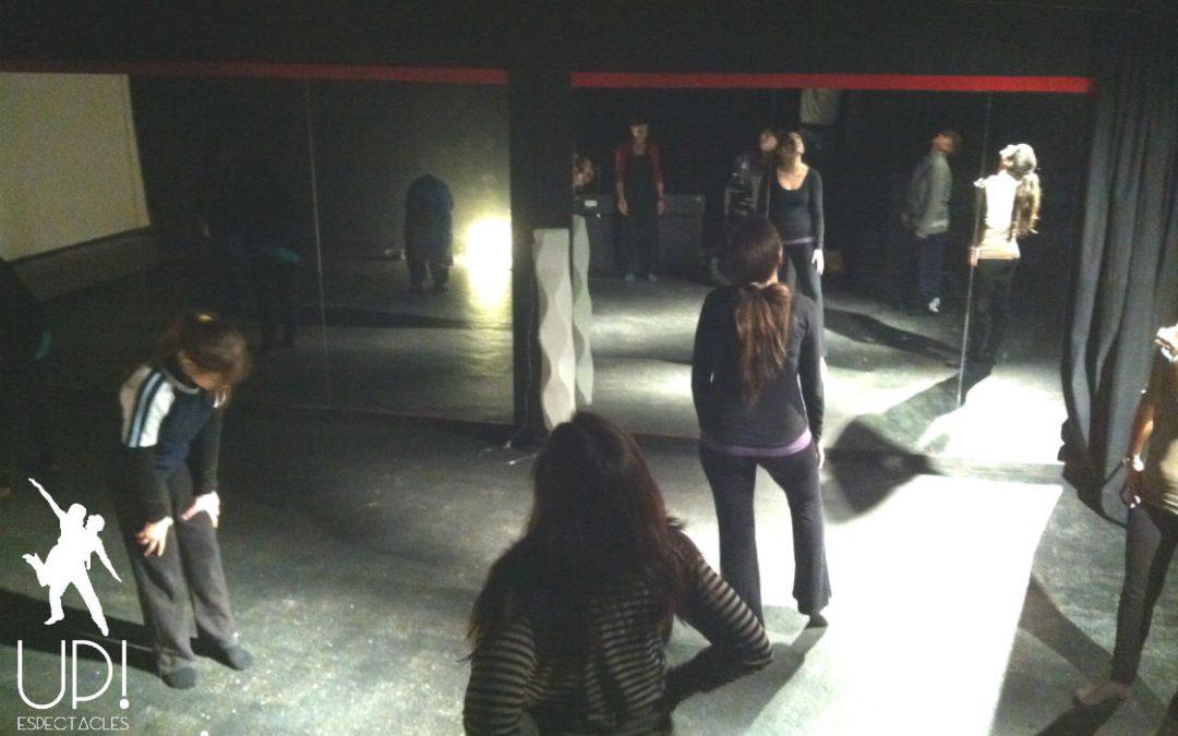Un taller de danza inclusiva lleno de magia
