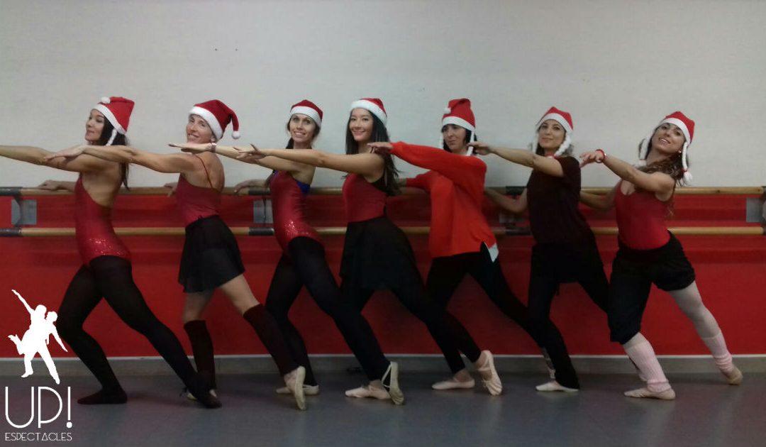 Es Navidad en nuestras clases de danza