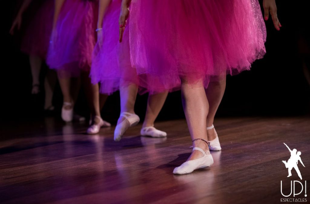 Clases de ballet para adultos en Up!Dansa