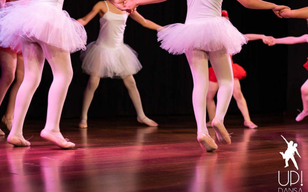 Tutoriales de ballet para no dejar de bailar!