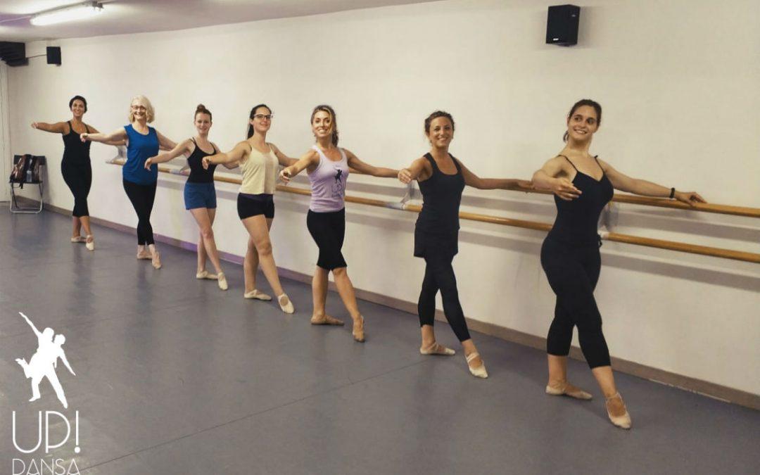 Novedades en nuestras clases de danza