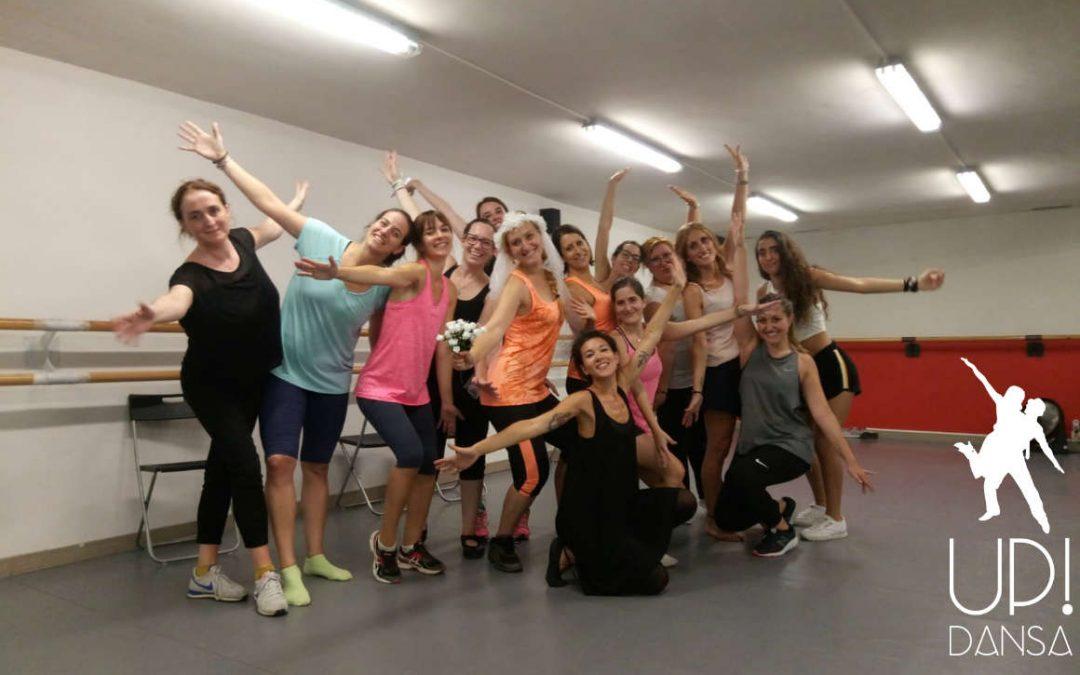 Nos encanta celebrar la despedida de soltera bailando al ritmo de Grease!