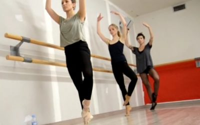 Nuevos horarios de clases de ballet para adultos