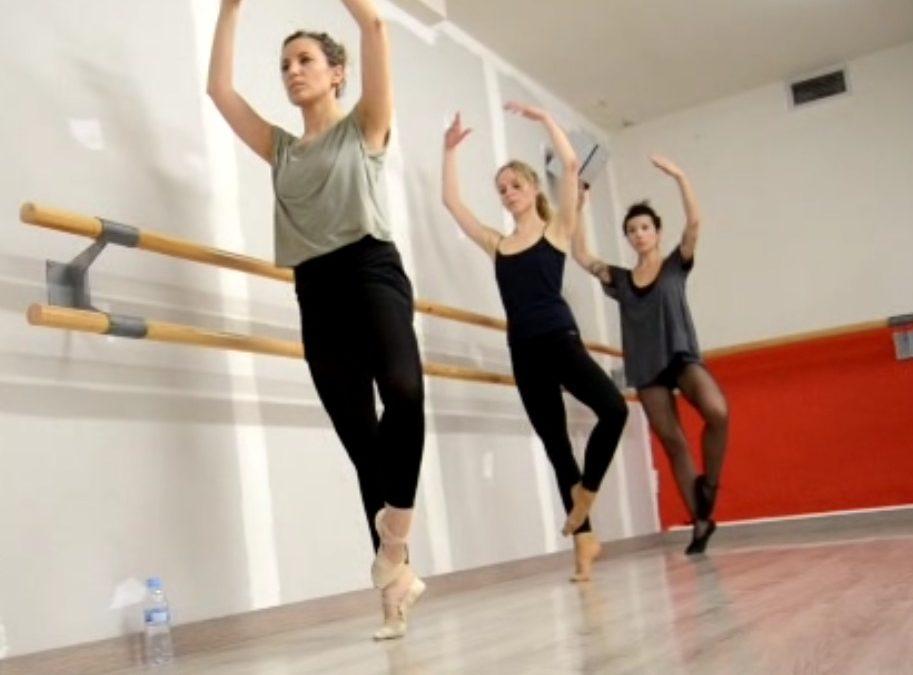 Nuevas clases de ballet y jazz en barcelona