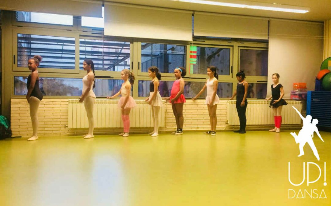Final de trimestre en nuestras extra escolares de Ballet y Jazz
