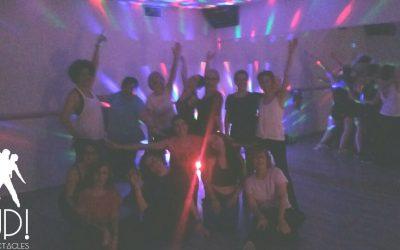 Bailamos coreografías Disco 70's & 80's