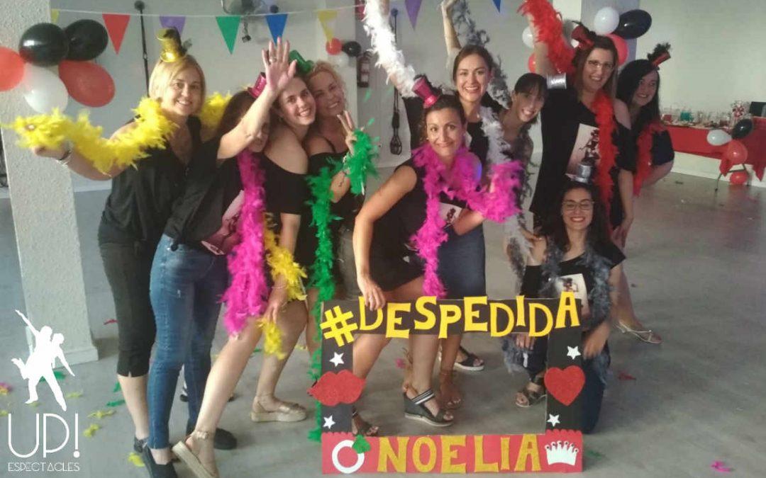 Celebramos la despedida de Noelia con una actividad de baile