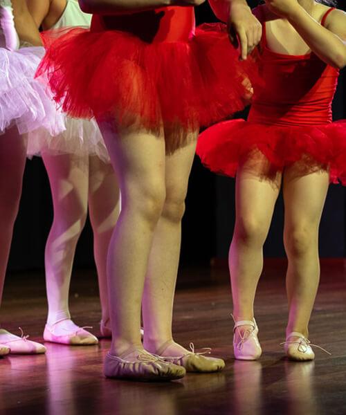 Clases de ballet infantil en Barcelona con Up!Dansa
