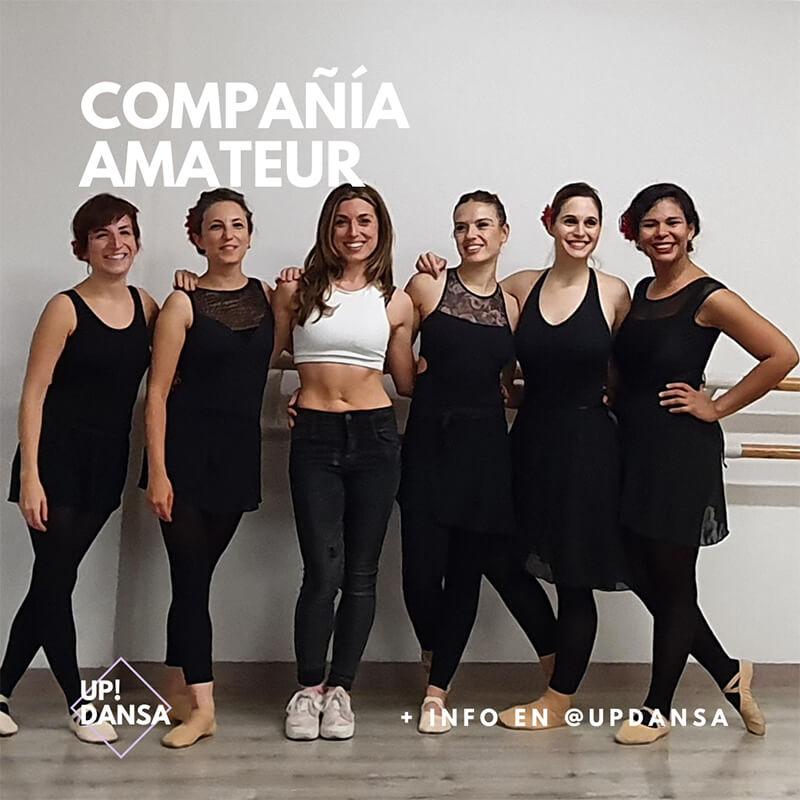 Compañia amateur de danza en Barcelona de Up!Dansa