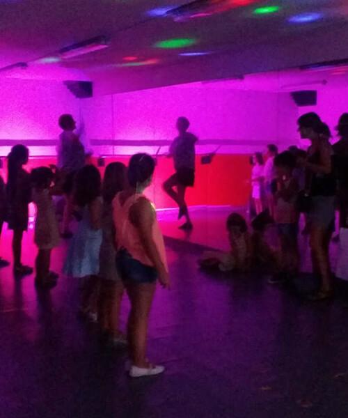 Fiesta videoclips infantiles en Barcelona con Up!Dansa