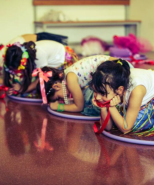 Fiestas infantiles en Barcelona con Up!Dansa